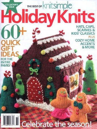 The Best of Knit Simple - Holiday Knits 2017