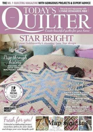 Today's Quilter №34 2018