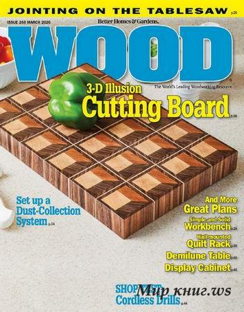 Wood №266 (March 2020)