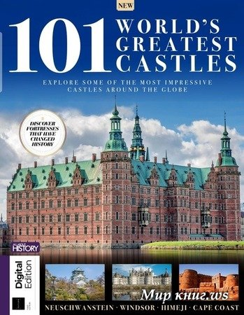 Katharine Marsh - All About History 101 World's Greatest Castles First Edition 2020