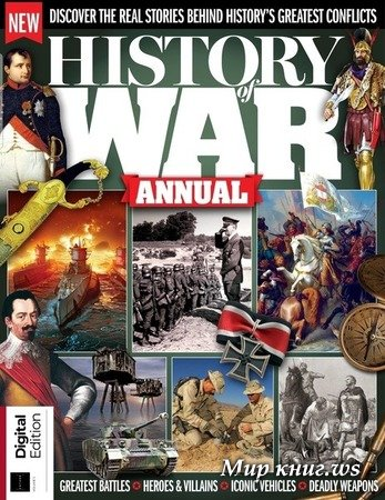 Ginger C. - History Of War Annual - Volume 5, 2020
