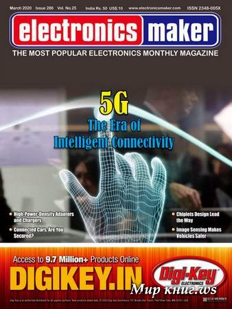Electronics Maker №3 (286) March 2020